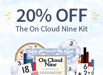 20% Off Our On Cloud Nine Kit!