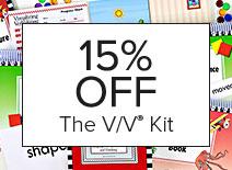 15% Off the V/V Kit