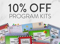 10% off program kits